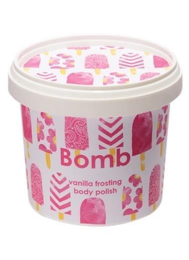 Bomb Cosmetics Vanilla Frosting Vücut Peeling 375g Renksiz